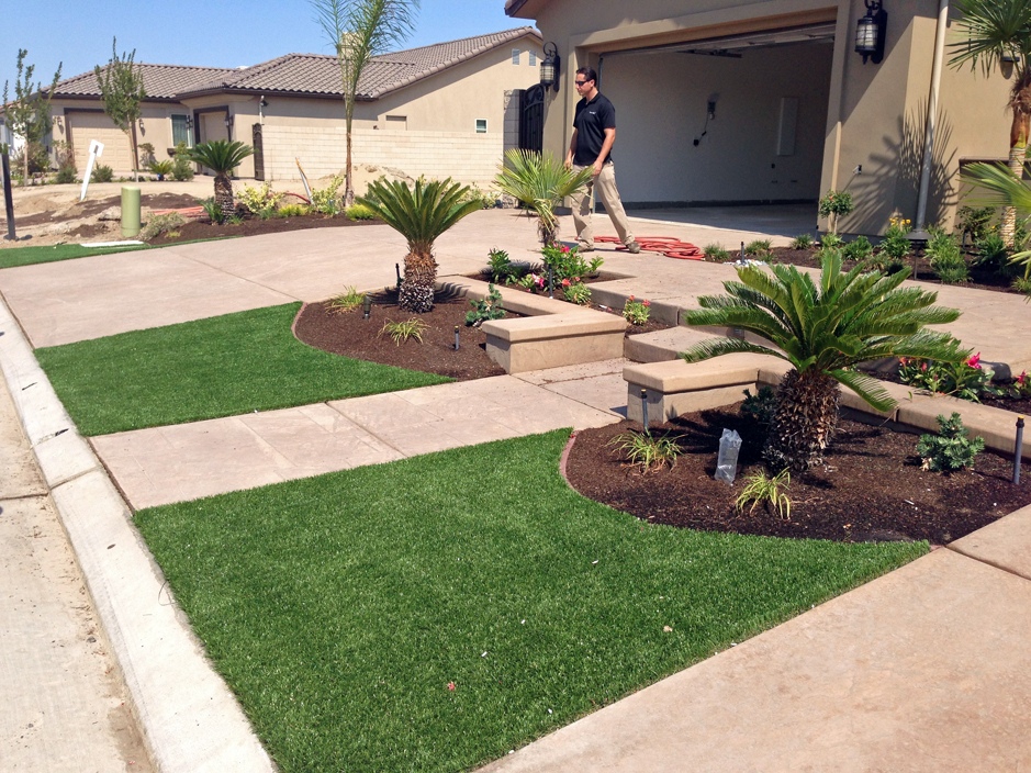Front Yard Ideas Part - 18: Artificial Turf Cost Tanner, Washington Design Ideas, Front Yard Landscaping