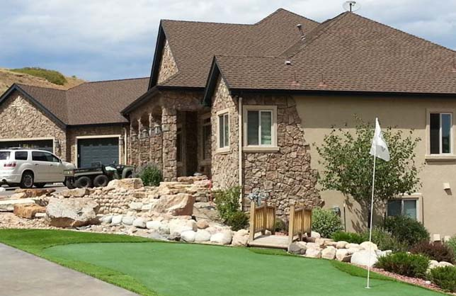 Artificial Grass - Curb Appeal