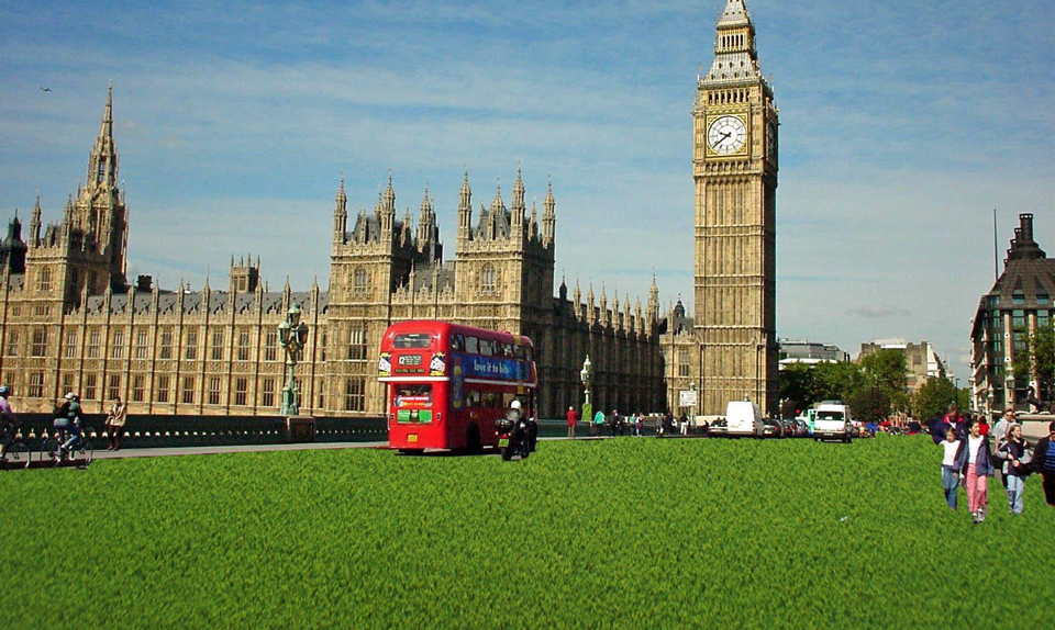 syntheticgrass Londoners Evangelize Artificial Grass