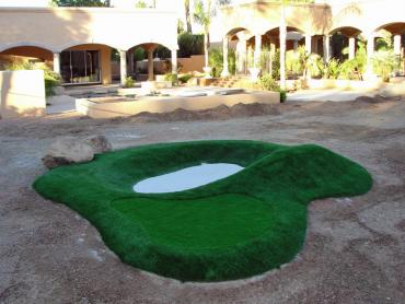 Artificial Grass Photos: Artificial Grass Carpet Bay View, Washington Putting Green Carpet, Commercial Landscape