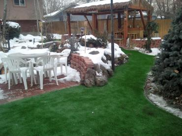 Artificial Grass Carpet Enetai, Washington City Landscape, Cold Climate artificial grass