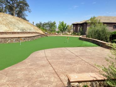 Artificial Grass Photos: Artificial Grass Installation Hazel Dell, Washington How To Build A Putting Green, Backyard Ideas