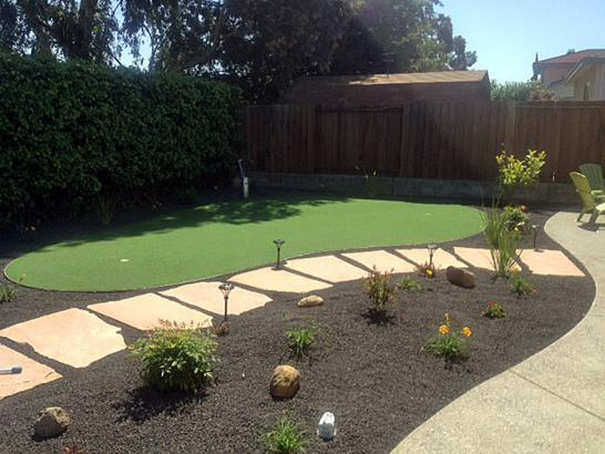 Artificial Grass Photos: Artificial Grass Installation Riverton, Washington Backyard Deck Ideas, Beautiful Backyards