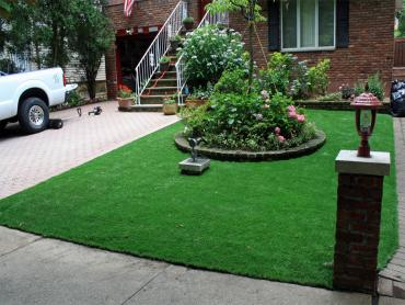 Artificial Grass Photos: Artificial Turf Concrete, Washington, Front Yard Landscaping