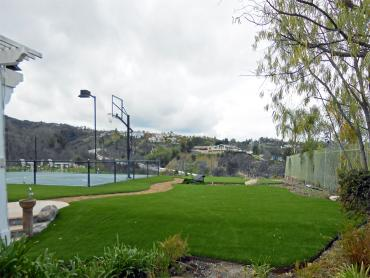 Artificial Grass Photos: Artificial Turf Installation Grayland, Washington Sports Athority, Commercial Landscape