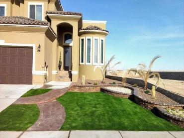 Artificial Grass Photos: Fake Grass Alderwood Manor, Washington Lawn And Garden, Small Front Yard Landscaping