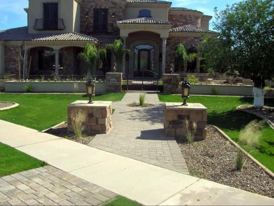 Artificial Grass Photos: Fake Grass Carpet Kingsgate, Washington Landscape Design, Landscaping Ideas For Front Yard