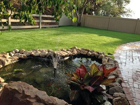 Artificial Grass Photos: Fake Grass Pacific, Washington Landscape Design, Backyard Pool