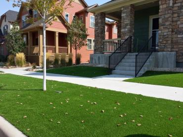 Grass Turf Redmond, Washington Paver Patio, Front Yard Landscaping artificial grass