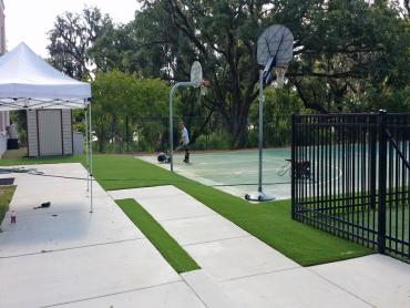 Artificial Grass Photos: Plastic Grass Longbranch, Washington Lawns, Commercial Landscape