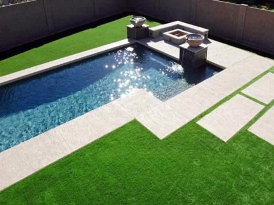 Artificial Grass Photos: Synthetic Grass Cost Camas, Washington City Landscape, Swimming Pools