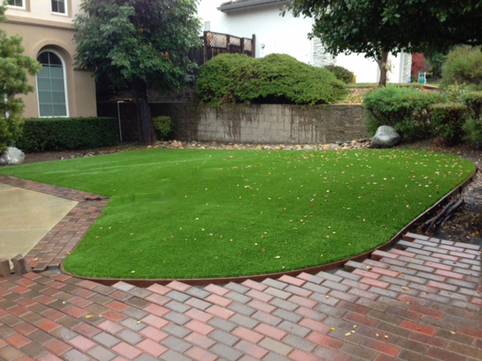 Synthetic grass cost navy yard city washington landscape for Cost to landscape front yard