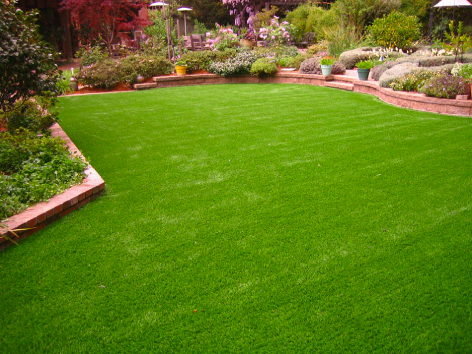 synthetic grass cost waterville washington city landscape backyard garden ideas - Synthetic Grass Cost